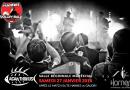 Acanthurus en concert à la Salle Régionale Maréchal après Harnes/Caudry