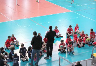 Journée USEP avec l'école de volley du HVB