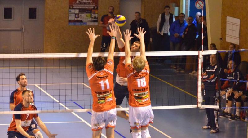 Coupe de France : Le Harnes Volley-Ball ne se fixe plus de limites
