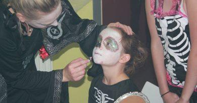 Les HVB fête Halloween