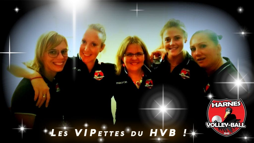 Les VIPettes du HVB