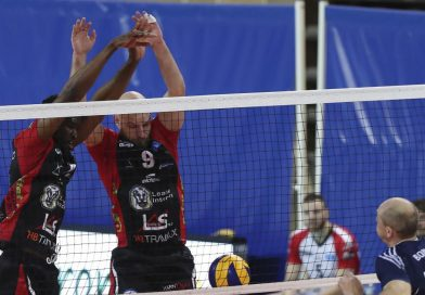 Le Harnes Volley-Ball avance sereinement ses pions