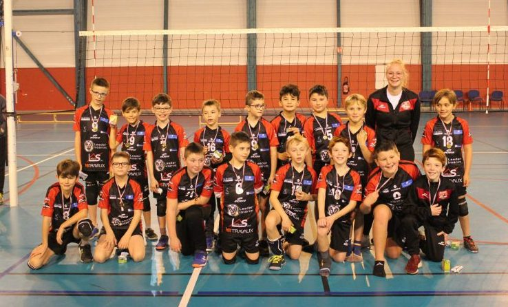 Tournoi M9-M11 Arras - 16/11/2019