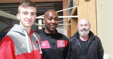 Le Harnes volley-ball peaufine son recrutement