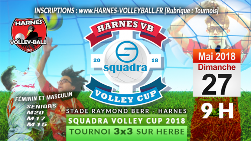 Squadra Volley Cup 2018