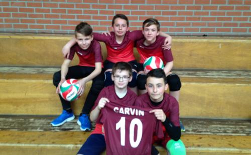 M13 Carvin - 3e Champ Academique