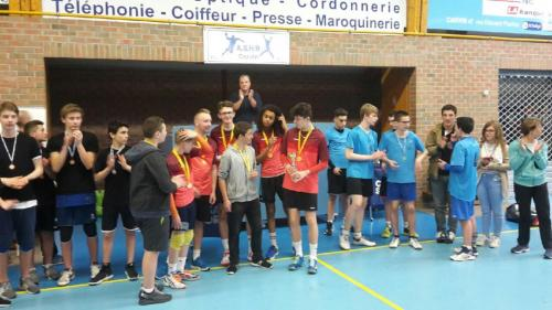 Podium Académique 2016/2017